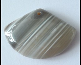 103cts Natural  Agate Pendant Bead, Gemstone Pendant Bead, jewelry Making (