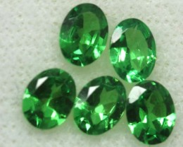 TSAVORITE GREEN GARNET   1   CTS RNG-293