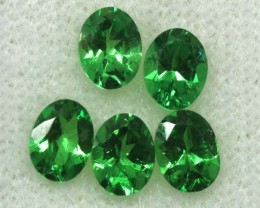 TSAVORITE GREEN GARNET   1   CTS RNG-294