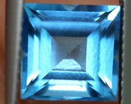 SWISS BLUE TOPAZ 4.75 CT   RNG-296