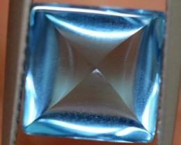 SWISS BLUE TOPAZ 4.60  CTS RNG-298