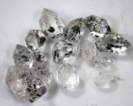 13.95 CTS QUARTZ LIKE HERKIMER DIAMOND PARCEL LG-1375