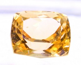 Wow~3.70 CT Natural & Beautiful Golden Yellow Heliodor beryl gemstone