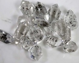 3.39 CTS QUARTZ LIKE HERKIMER DIAMOND PARCEL LG-1402