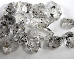 3.61 CTS QUARTZ LIKE HERKIMER DIAMOND PARCEL LG-1403