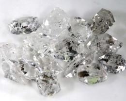 3.70 CTS QUARTZ LIKE HERKIMER DIAMOND PARCEL LG-1404