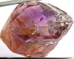 63 CTS AMETRINE NATURAL ROUGH RG-1535