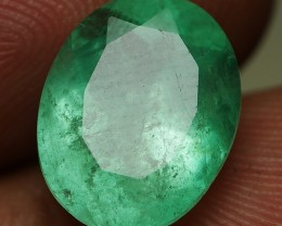 BEAUTY COLOR COLOMBIAN EMERALD 3.70 CRT