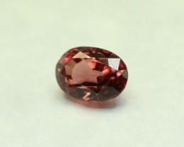 SPINEL PINK RED OVAL SHAPED