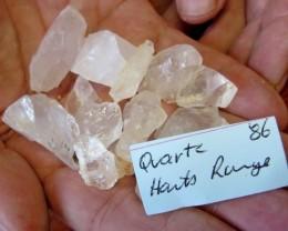 450 Cts Natural Australian Quartz  BU2023