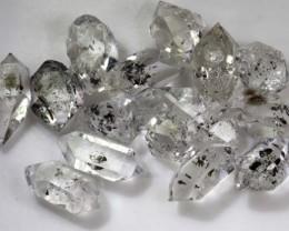 12.45 CTS QUARTZ LIKE HERKIMER DIAMOND PARCEL LG-1414