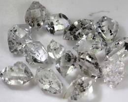 9.55 CTS QUARTZ LIKE HERKIMER DIAMOND PARCEL LG-1415