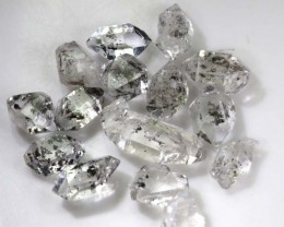 8.55 CTS QUARTZ LIKE HERKIMER DIAMOND PARCEL LG-1417