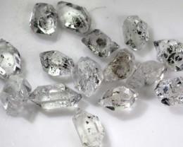 9.55 CTS QUARTZ LIKE HERKIMER DIAMOND PARCEL LG-1418