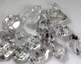 9.90 CTS QUARTZ LIKE HERKIMER DIAMOND PARCEL LG-1419