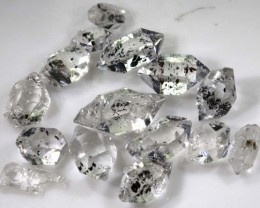 6.65 CTS QUARTZ LIKE HERKIMER DIAMOND PARCEL LG-1423