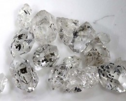 11.15 CTS QUARTZ LIKE HERKIMER DIAMOND PARCEL LG-1436