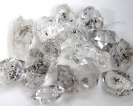 11.05 CTS QUARTZ LIKE HERKIMER DIAMOND PARCEL LG-1437