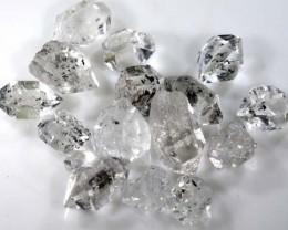 8.55 CTS QUARTZ LIKE HERKIMER DIAMOND PARCEL LG-1441