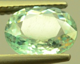 Ultra Rare 2.41 ct Amblygonite Soft Green SKU-1