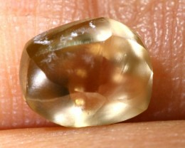1.29 CTS BROWN DIAMOND CABOCHON CRYSTAL SD-137 GC