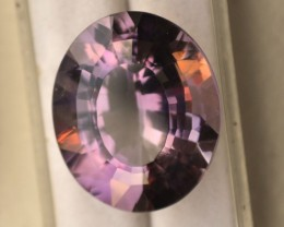 28.54 Carat Oval Cut Very Fine Amethyst