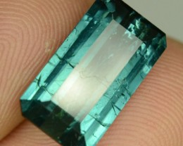 NATURAL BLUE 4.35 ct  AFGHANISTAN TOURMALINE
