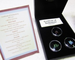 Treasures of World,Opals,sapphire,Emeralds AES101