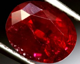 1.32 CTS UNTREATED CERTIFIED NATURAL RUBY TBM-761 GC