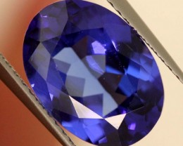 3.54  CTS CERTIFIED TANZANITE FACETED   TBM-765