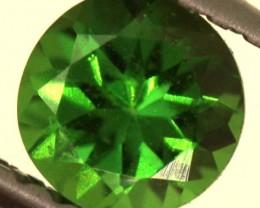 CERTIFIED NATURAL TSAVORITE GREEN GARNET 0.42 CTS TBM-768  GC