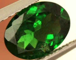 1.06 CERTIFIED NATURAL TSAVORITE GREEN GARNET TBM-769  GC
