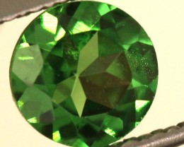 CERTIFIED NATURAL TSAVORITE GREEN GARNET 0.40 CTS TBM- 770 GC