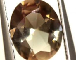 1.05 CTS SUNSTONE  FACETED  CG-2005