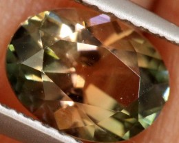1.15 CTS SUNSTONE  FACETED  CG-2009