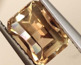 1.55 CTS SUNSTONE  FACETED  CG-2011