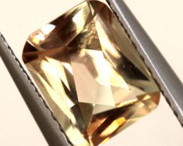 1.30 CTS SUNSTONE  FACETED  CG-2013