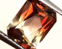 1.40 CTS SUNSTONE  FACETED  CG-2014