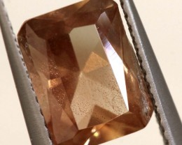1.95 CTS SUNSTONE  FACETED  CG-2018