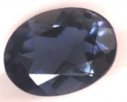 TANZANITE FACETED VIOLET BLUE 0.65 CTS RNG-329