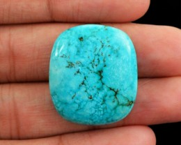 Genuine 56.80 Cts Untreated Turquoise Gem