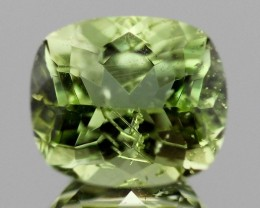 2.03cts Green Beryl from Madagascar