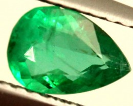 0.55 CTS EMERALD FACETED STONE ANGC-358