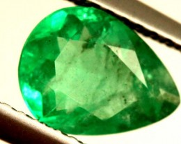 1.05 CTS EMERALD FACETED STONE ANGC-359