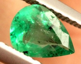 0.55 CTS EMERALD FACETED STONE ANGC-360