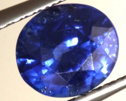 1.09 CTS  CERTIFIED SAPPHIRE FACETED GEMSTONE TBM-802