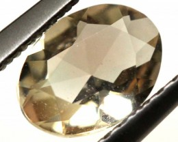 0.59 CTS CERTIFIED OREGAN SUNSTONE TBM-807