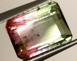 2.66 CTS CERTIFIED WATERMELON TOURMALINE TBM-809