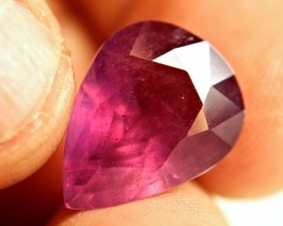 16.2 Carat Earth Mined Ruby - Superb
