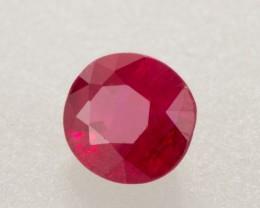 1.08ct Ruby Oval Cut